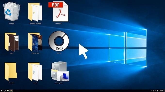 كيفية تكبير حجم الايقونات والتطبيقات والنصوص في ويندوز 10