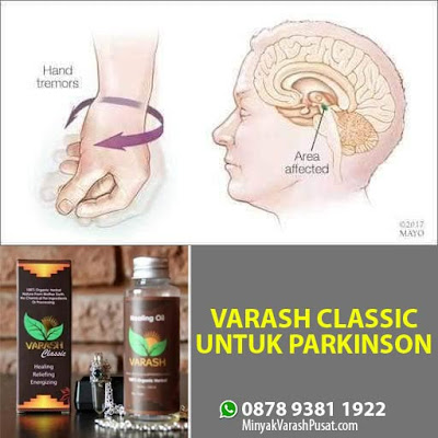 terapi parkinson dengan varash