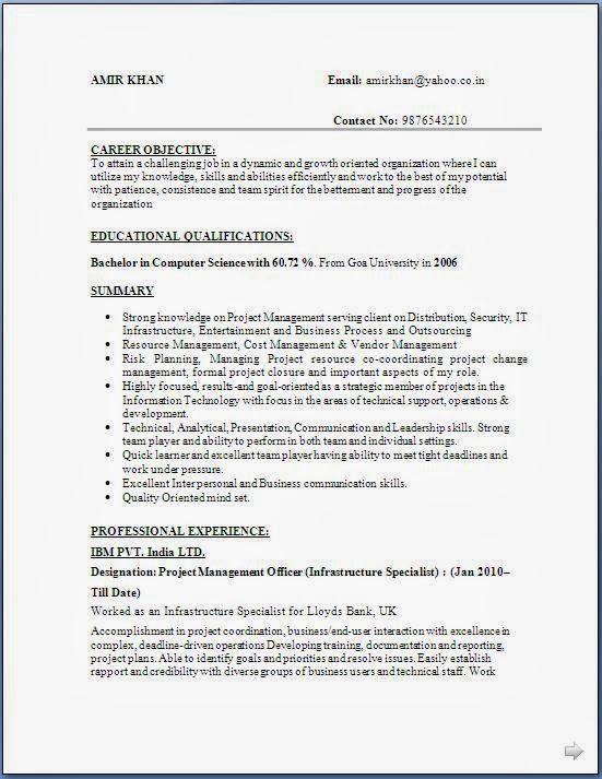 Scientific resume writing services