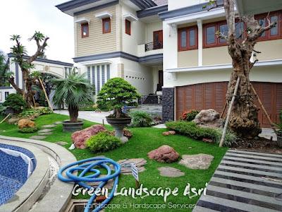 Jasa Tukang Taman Kendal - Jasa Taman Green Landscape Asri