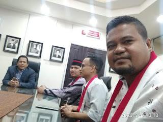 Jenfaher Lahi, Sekretaris Bidang Organisasi DPP GMNI asal DPC Halmahera utara Dorong pemerintah Bangun Sistem Mitigasi Bencana