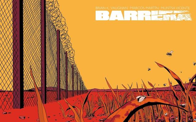 "Gigamesh publicará ""Barrera"""