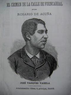 José Vázquez Varela, hijo de la víctima