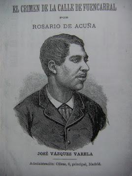 José Vázquez Varela, hijo de la vícitma