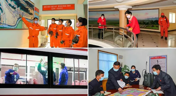 DPRK anti-epidemic works across the country