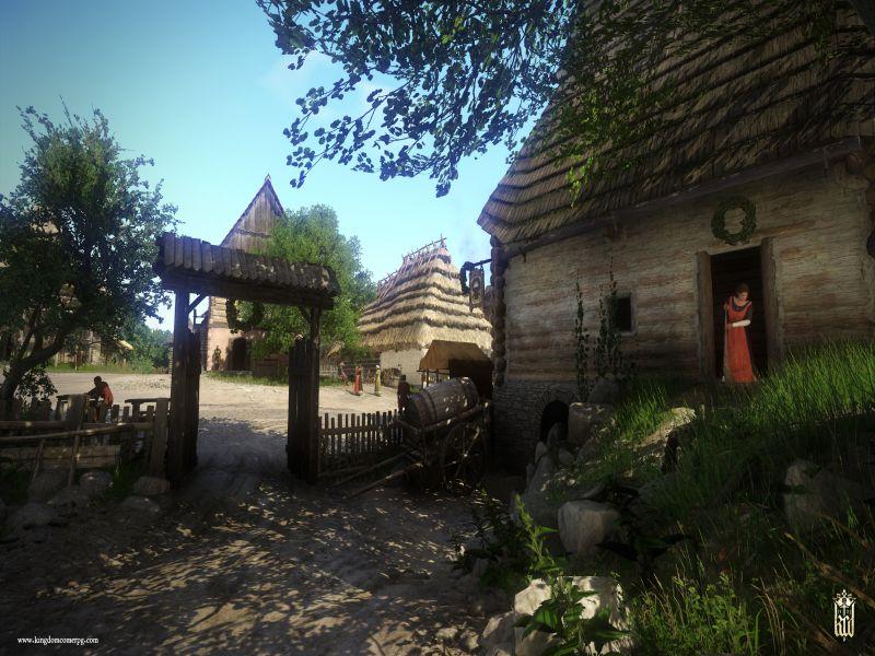 Download Kingdom Come Deliverance Game Setup Exe