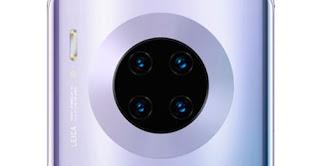 كاميرا Huawei Mate 30