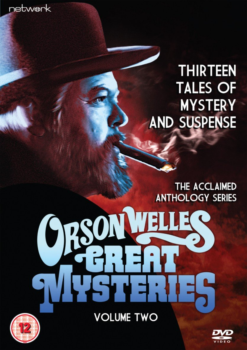 ORDER ORSON WELLES GREAT MYSTERIES VOL 2 FEATURING JOAN COLLINS HERE!