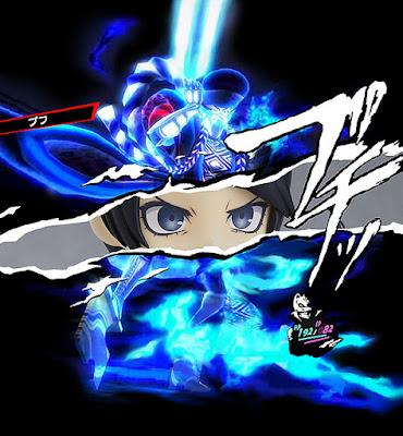"Nendoroid Yusuke Kitagawa Phantom Thief Ver. de ""Persona 5"" - Good Smile Company"
