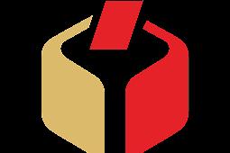 Simbol Bawaslu Badan Pengawas Pemilu Vektor AI