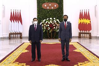 Jokowi dan PM Vietnam Dorong ALM Hasilkan Solusi Terbaik Untuk Myanmar