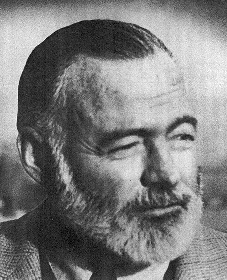 the lost generation by ernest hemingway essay Hemingway: generation lost ernest hemingway was the lost generation's leader in the adaptation of the naturalistic technique in the novel in the coverley essays, sir roger has been characterized vividly by joseph addison and richard steele.
