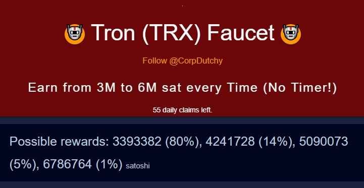 Best Ways to Earn Free Tron (TRX) coins