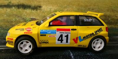 Seat Ibiza Kit-Car VL Motor Sport Canarias