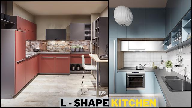 Best L Shaped Kitchen Designs   L Shaped Kitchen Layout