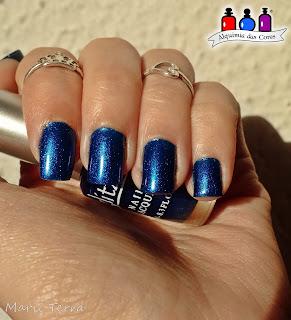 Glitza, asiaticos, semana asiaticos, azul, Cingapura, Marii Terra,