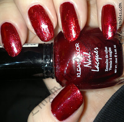 Kleancolor-Metallic-Red