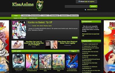 أروع المواقع لمشاهدة وتحميل الأنمي Anime مجانا