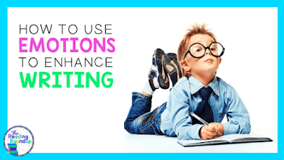 The Show, Don't Tell Writing Strategy is an effective way to help students use details to describe how a character is feeling instead of just telling the emotion word. Read to find out the various activities you can easily implement to help students improve their writing through the use of emotion words.