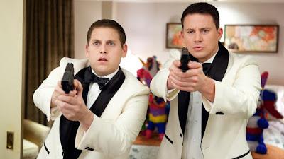 Channing Tatum invade a tela da AMC em maio - Filme Ajos da Lei com Channing Tatum