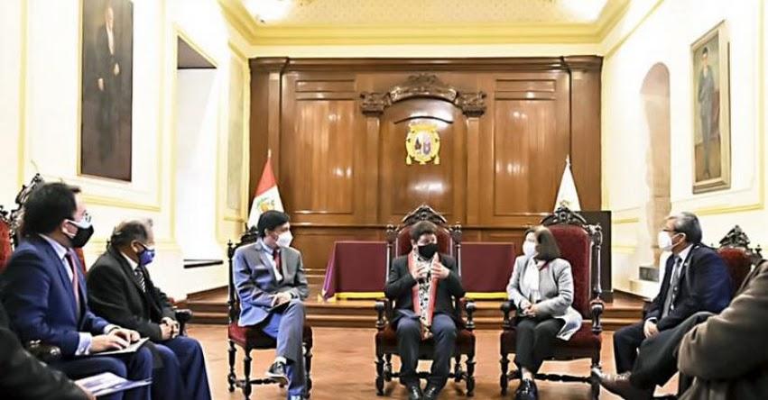 MINEDU y universidades públicas (ANUPP) reafirman su compromiso con la calidad y el desarrollo del país