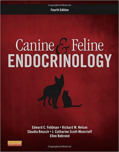 Canine and Feline Endocrinology - WWW.VETBOOKSTORE.COM