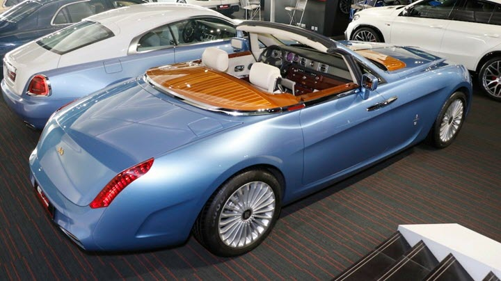 Hyperion: Siêu phẩm Rolls-Royce độc nhất vô nhị do Pininfarina chế tác vẫn chưa tìm được chủ - Ảnh 3.