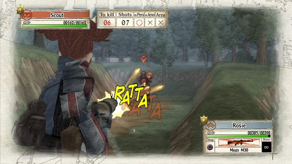 Download Game PC Valkyria Chronicles [Full Version]