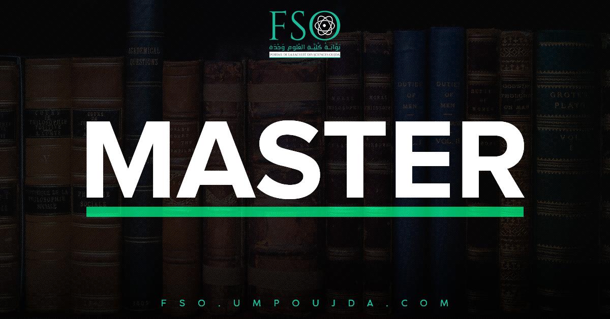 Master Recherche : Analyse Fonctionnelle 2018/2019