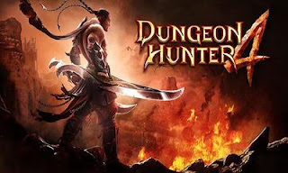 Dungeon Hunter 4 APK Data