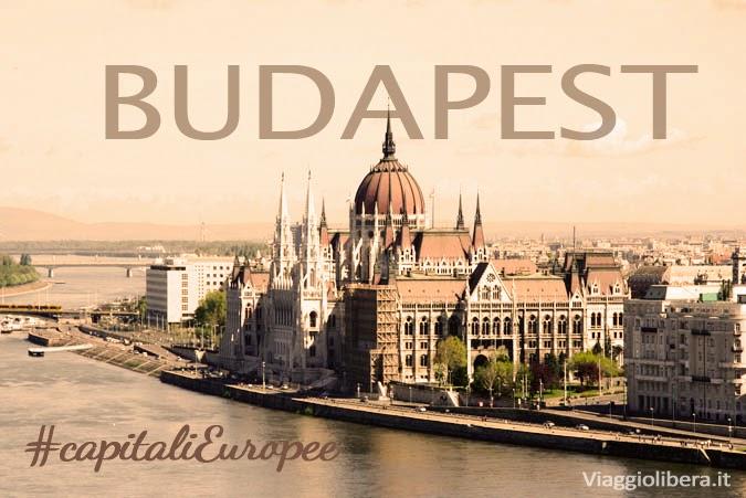 Budapest guida al viaggio - Viaggiolibera