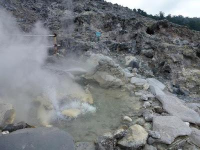 Fenomena Pra dan Post Vulkanisme