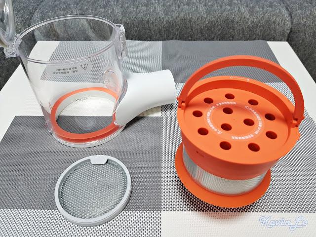 【MI 小米】米家無線吸塵器 G9 (白色) 開箱_主機分離的設計