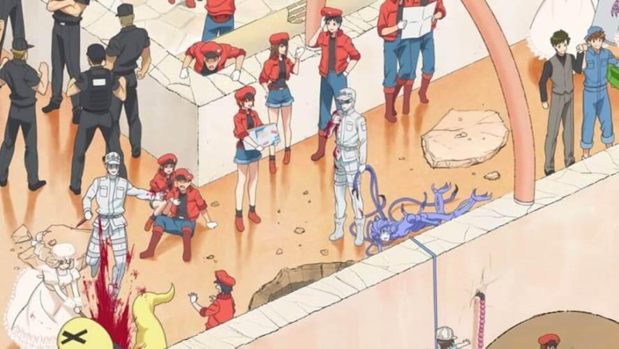 Anime yang Mirip dengan Dr. Stone