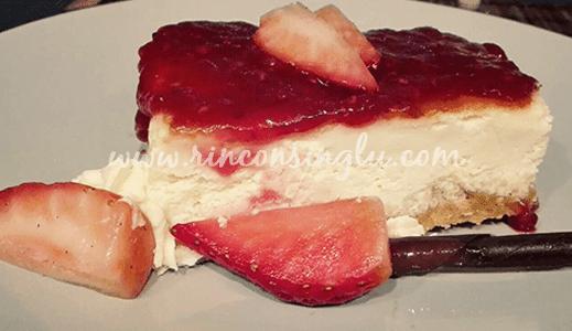 cheesecake sin gluten anauco