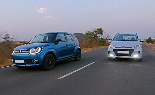 Pilih Suzuki Ignis atau Hyundai Grand i10?