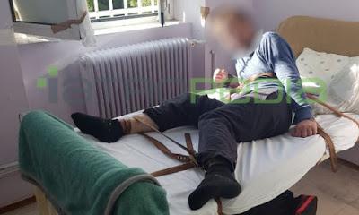 20χρονος αυτιστικός βρίσκεται επί οκτώ μήνες «εγκλωβισμένος» και δεμένος χειροπόδαρα στο Δρομοκαΐτειο