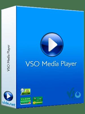 VSO Media Player Box Imagen
