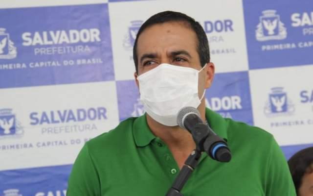 Prefeito de Salvador vai se reunir com governador para tratar sobre o Carnaval 2021