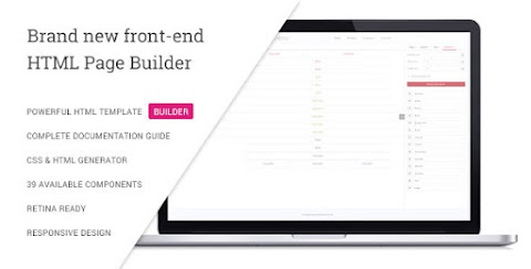 VSBuilder - Pure HTML and CSS Page Builder | Miscellaneous