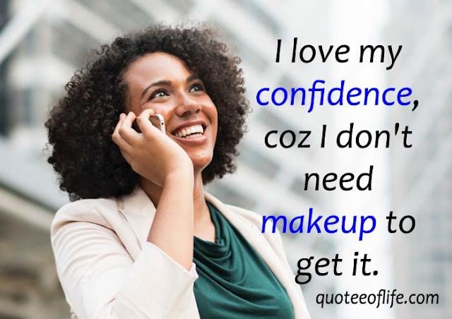 Quotes for girls Attitude Status image