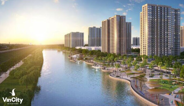 Dự án Vinccity Gia Lâm là Singapore thu nhỏ trong lòng Hà Nội
