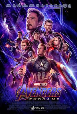 Avengers Endgame |2019| |DVD| |R1| |NTSC| |Latino|