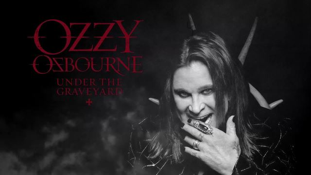 "OZZY OSBOURNE: Video για το νέο single ""Under the Graveyard"""