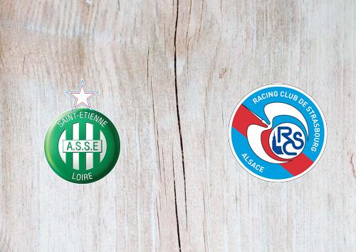 Saint-Etienne vs Strasbourg -Highlights 12 September 2020
