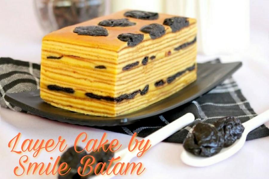 Layer Cake by Smile Batam