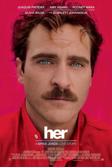 Her 2013 movie poster
