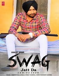 Ranjit Bawa Punjabi Lyrics Swag Jatt Da