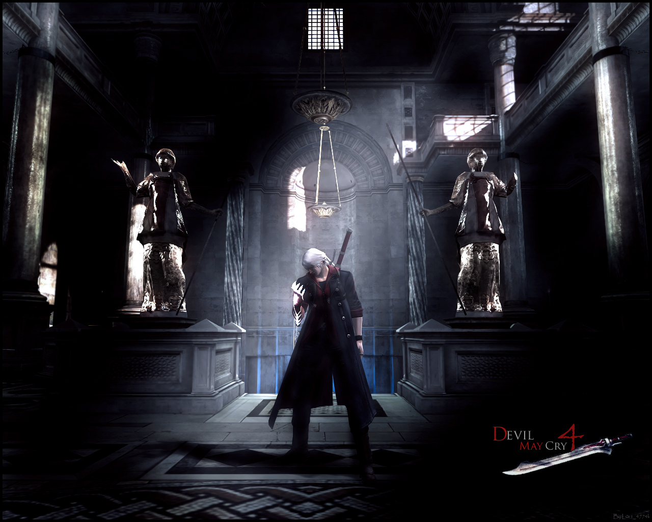 Wallpapers Hd Free Download Devil May Cry 5 Wallpaper