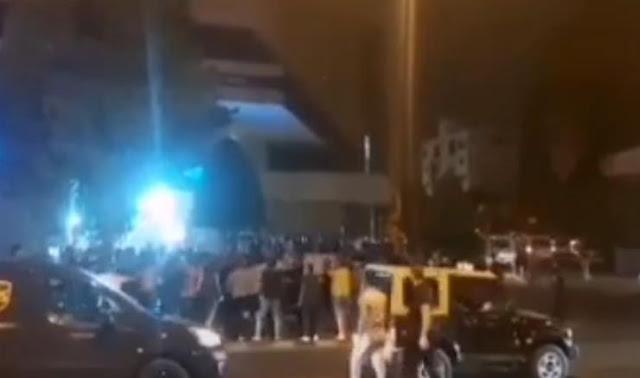 Λευκωσία - Γαλλική πρεσβεία: Μουσουλμάνοι κατέβασαν τη σημαία